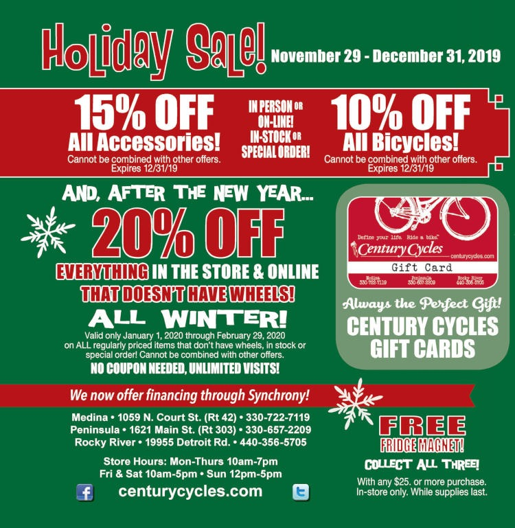 Holiday Sale 2018 Coupons