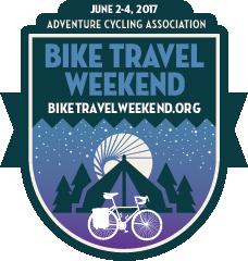 Adventure Cycling Association - National Bike Travel Weekend