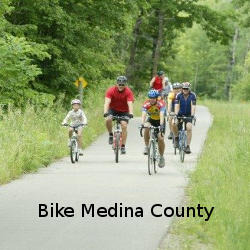 Bike Medina County