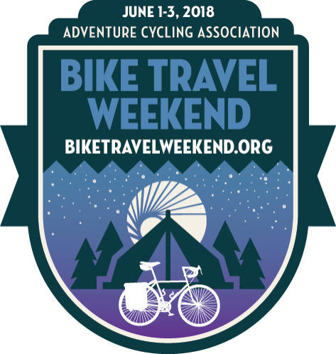 Adventure Cycling Association - National Bike Travel Weekend