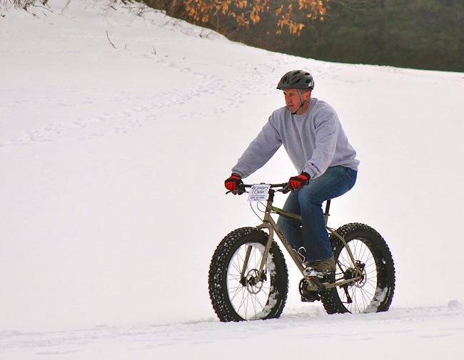 Snow Bike/Fat Bike Rental - Century Cycles - Cleveland
