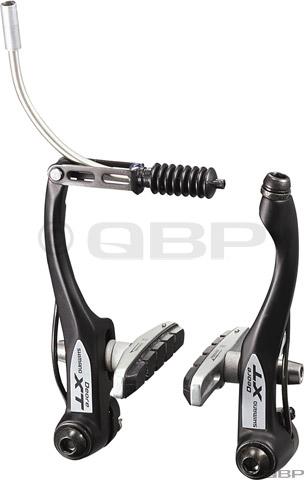 Linear-pull brake