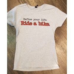 Century Cycles Define Your Life T-Shirt (Men's)