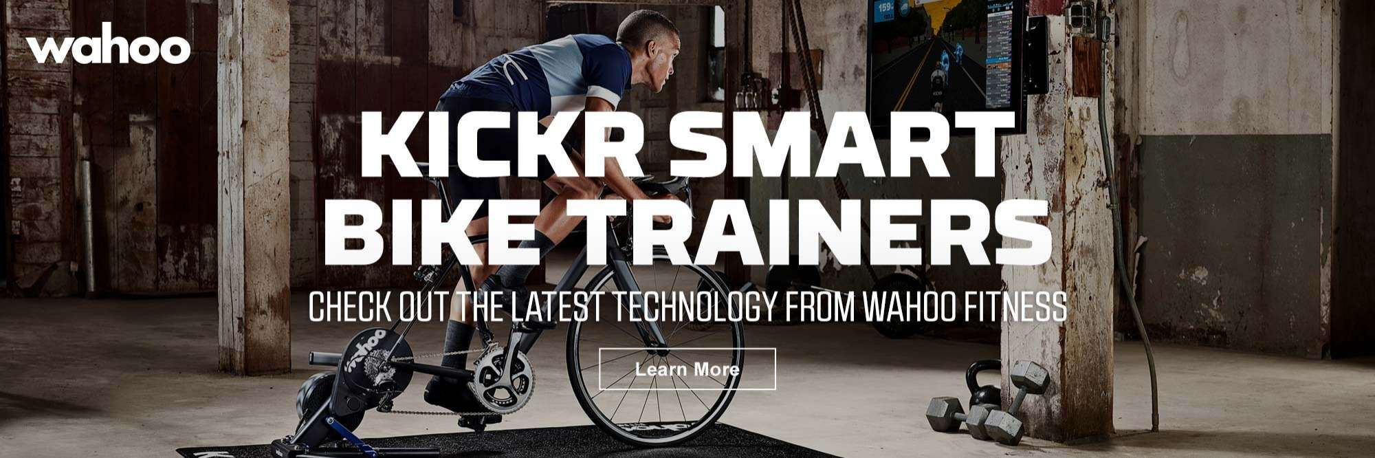Wahoo Kickr Smart Bike Trainers