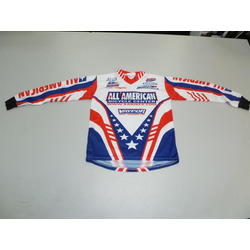 vaypor designs JERSEY AABC BMX LG ADULT