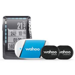 Wahoo Fitness ELEMNT GPS Bike Computer Bundle