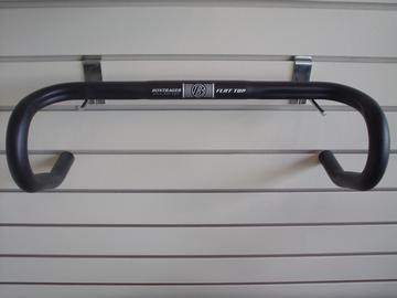 Bontrager Flat Top handlebar 42cm, road drop bars in 25.4 clamp size!