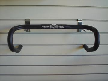 Bontrager Flat Top handlebar 40cm, road drop bars in 26.0mm clamp size!