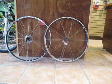 Bontrager Race X Lite Tubular Wheel Set