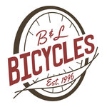 B & L Bicycles - 509-332-1703 Logo