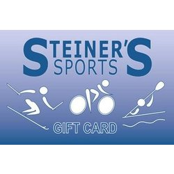 Steiners Sports $25.00 Gift Card