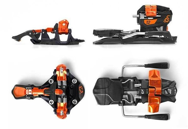 G3 Skis ION 12
