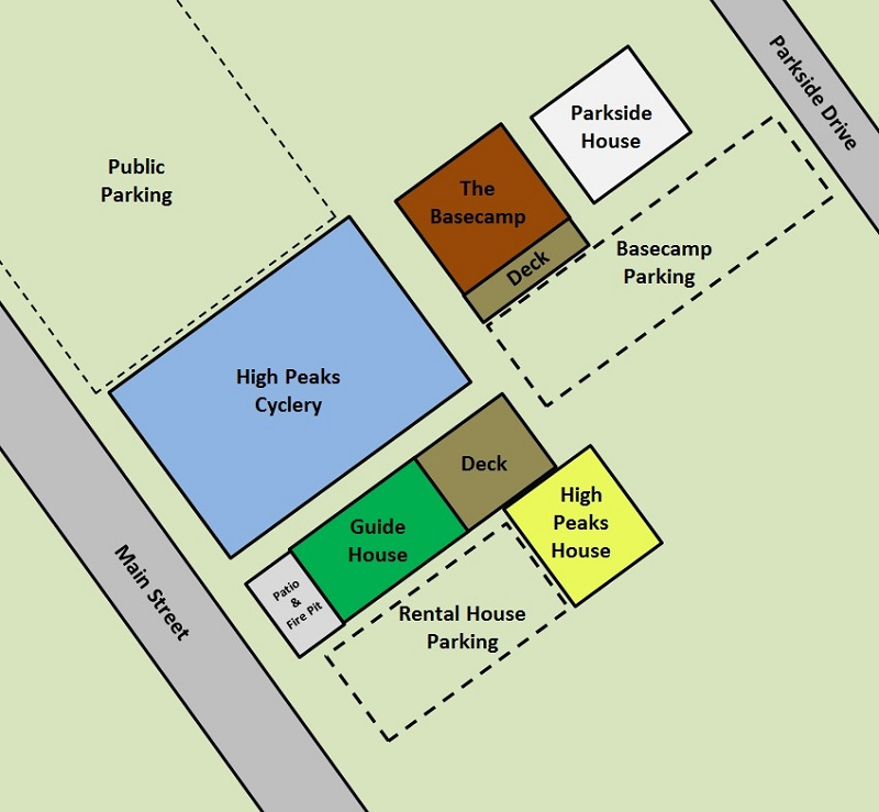 HPC Aerial Map