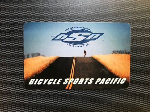 Bicycle Sports Pacific Gift Card