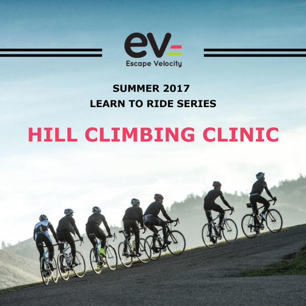 Hill Climbing Clinic - Learn To Ride Series