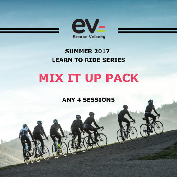 Mix It Up Pack - Learn To Ride Series