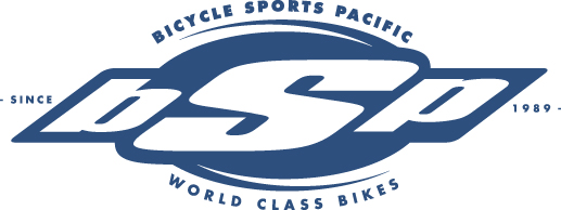 Bicycle Sports Pacific Bike Shop Logo