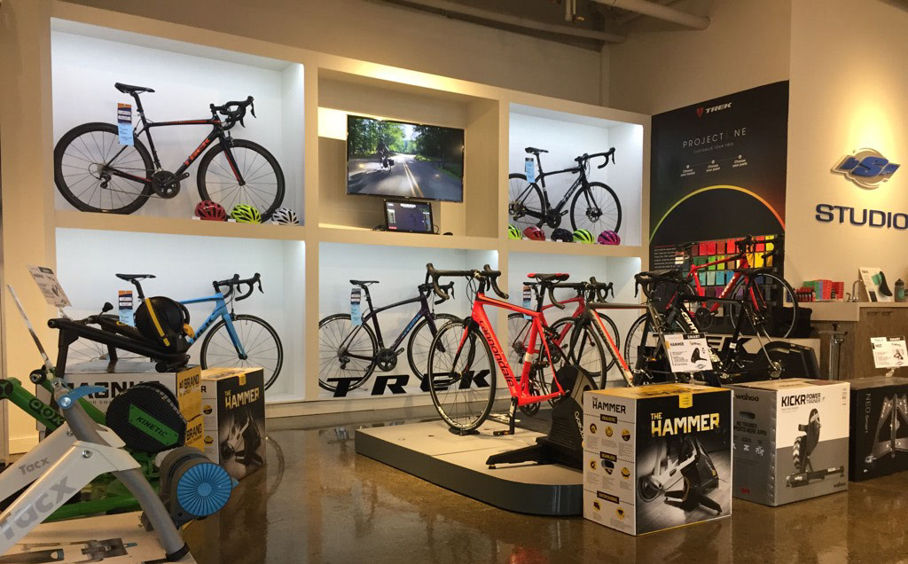 Indoor Bike Trainers - BSP Bikes in Vancouver BC - bspbikes com