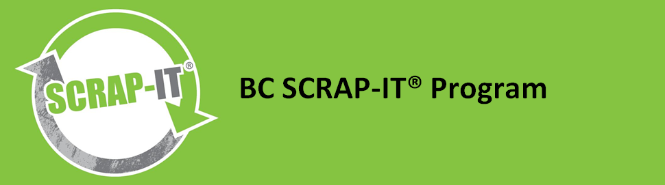 Image result for bc scrap it