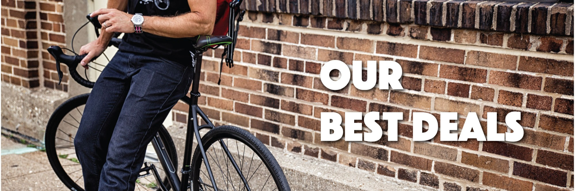 Shop Deals On Bikes And More