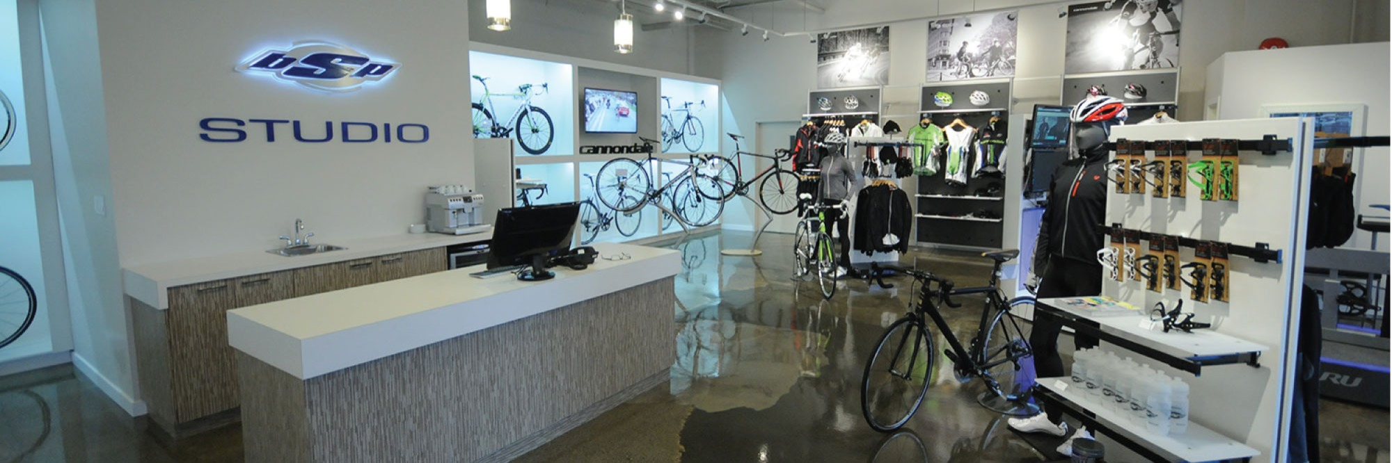 Bicycle Sports Pacific Cycling Studio