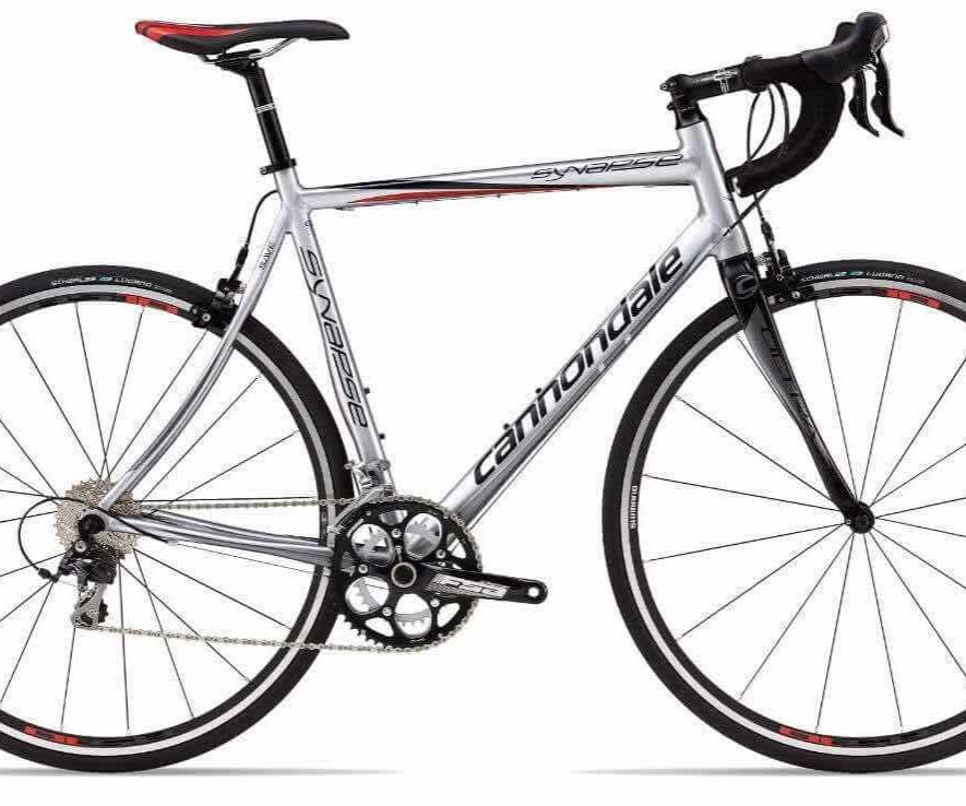 Road - Cannondale Synapse 105