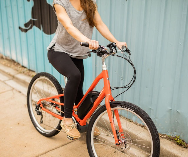 electric assist bike