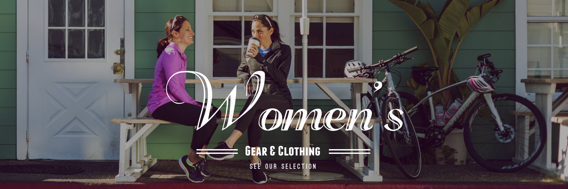 Shop Women's Gear and Clothing