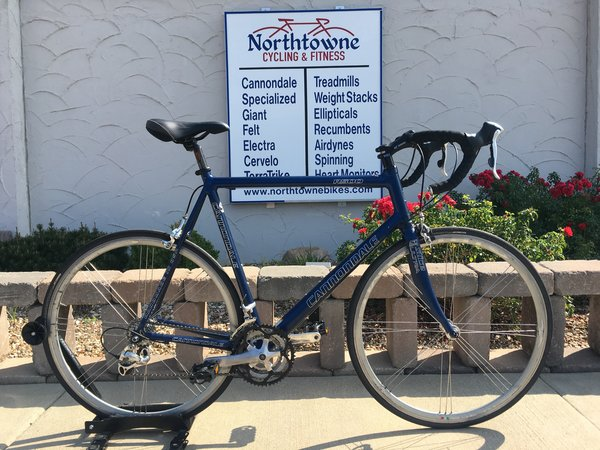 Used Cannondale R500