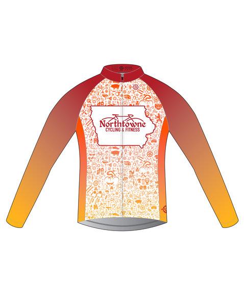 Northtowne Cycling Jersey - Long Sleeve