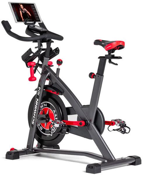 Schwinn Fitness IC4 Peloton-compatible Cycling Bike - In Stock