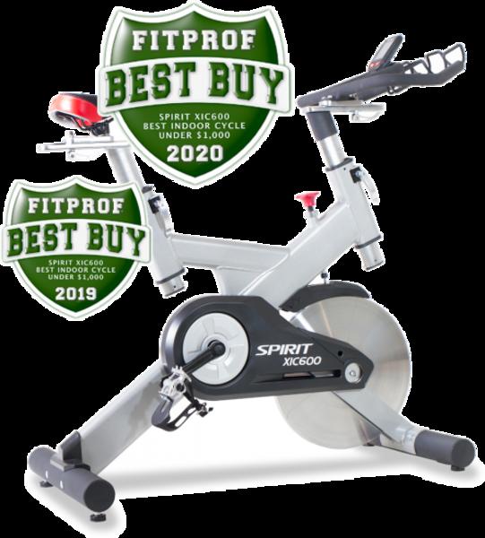 Spirit XIC600 Indoor Cycle - In Stock!