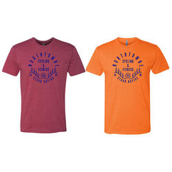 Northtowne Cycling T-Shirt: Camp design