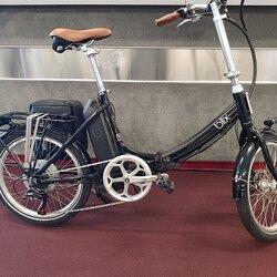Used Blix Vika+ Folding E-bike