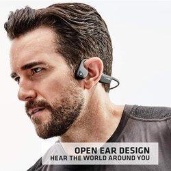 AfterShokz Aeropex Wireless Bone Conduction Headphones