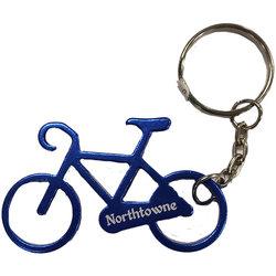 Northtowne Cycling Keychain/Bottle Opener