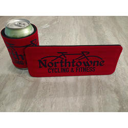 Northtowne Cycling Slap Koozie