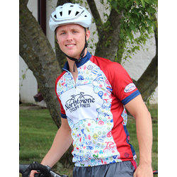 Northtowne Cycling Jersey - Short sleeve