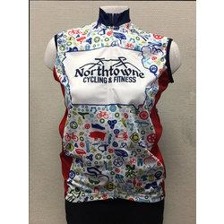 Northtowne Cycling Sleeveless Jersey