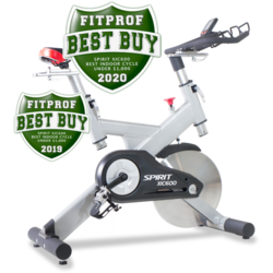 Spirit XIC600 Indoor Cycle - In Stock!