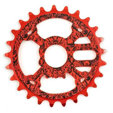 The Shadow Conspiracy TSC Crank and Bones Sprocket