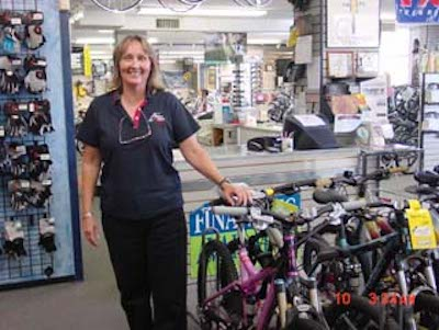Specialized Certified BG Fit Expert Mary Halfmann