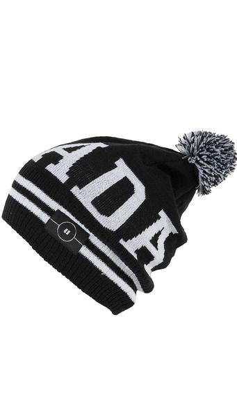 Armada Watcher beanie Color: Black