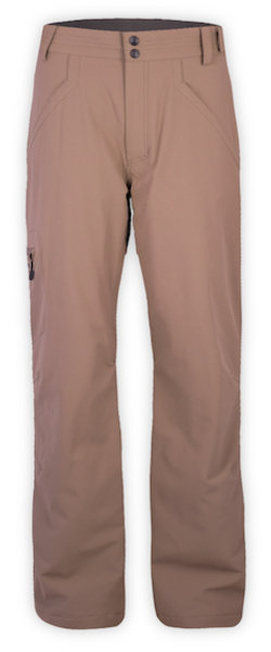 Boulder Gear Front Range Pant Color: Buck
