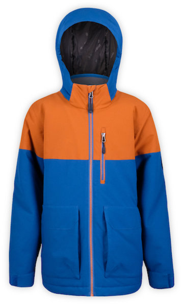 Boulder Gear Rollins Jacket Color: Blue Space