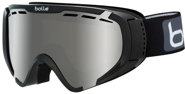 Bolle Explorer OTG Goggles Color: SHINY BLACK / BLACK CHROME