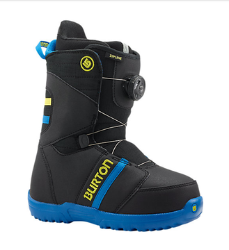 Burton Zipline Boa Color: Next Level Blue