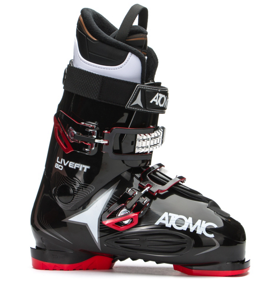 Atomic Live Fit 80 Color: Black/White