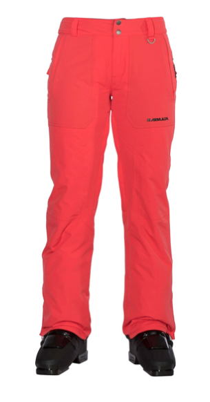 Armada Lenox Insulated Color: Coral