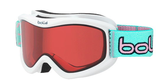 Bolle Volt Color: White/Vermillion